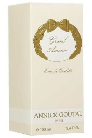 Annick Goutal Grand Amour 3.4 Edt Sp For Women