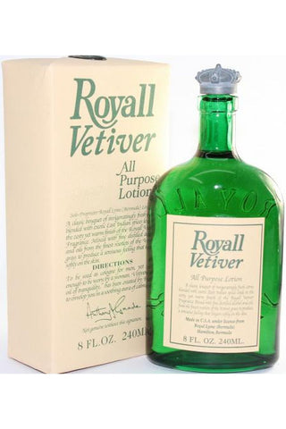 Royall Vetiver 8 Oz All Purpose Lotion