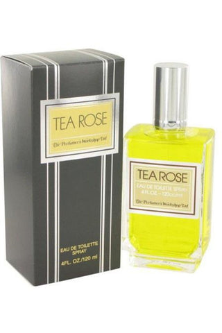 Tea Rose 4 Oz Edt Sp For Women