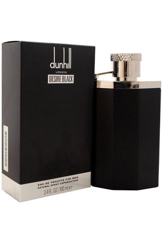 Dunhill Desire Black 3.4 Edt Sp For Men