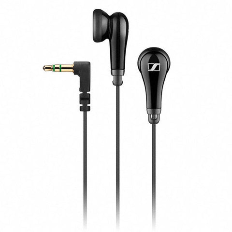 Sennheiser MX 475 Revel in Style In-Ear Earphones, Black