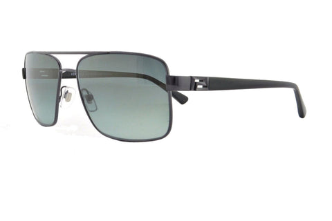 Versace VE2141 1255/X1 Sunglasses, Anthracite Frame, Grey Black Gradient 58mm Lenses