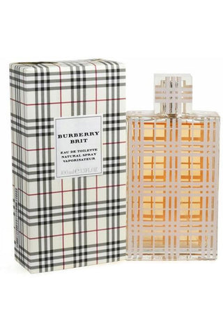Burberry Brit 3.4 Edt Sp For Women