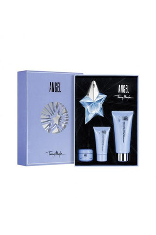 Angel 4 Pcs Set For Women: 0.8 Sp Refillable
