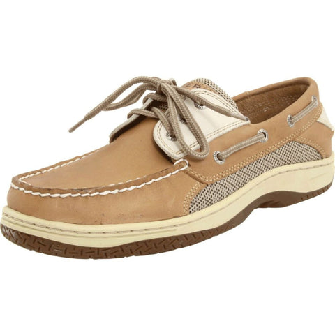Sperry Top-Sider 0799023 Men's Billfish 3-Eye Boat Shoe, Tan/Beige, Size 9 US(M)