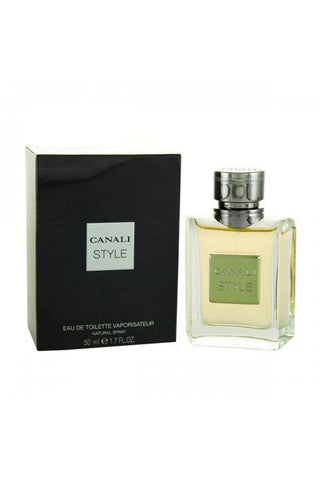 Canali Style 1.7 Edt Sp For Men