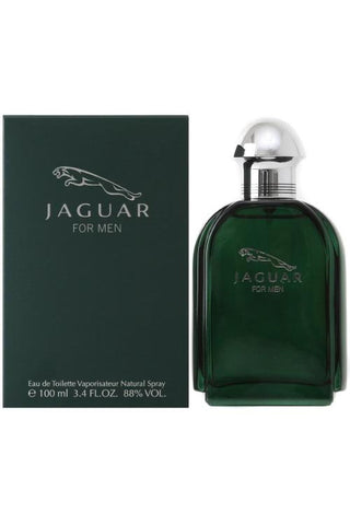 Jaguar Classic 3.4 Edt Sp For Men (Green)