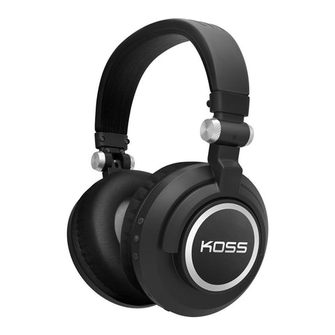 Koss BT540i Over Ear Bluetooth Headphones, Black