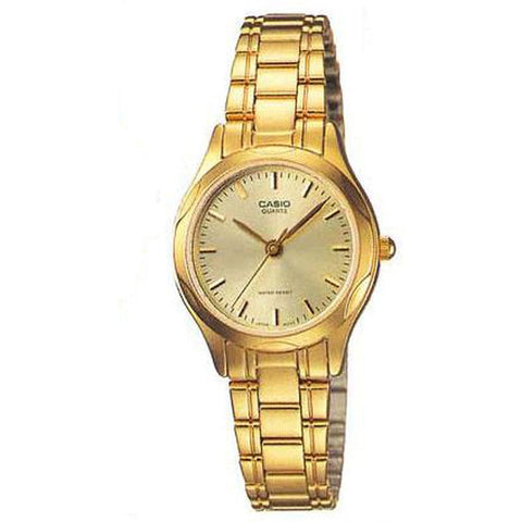 Casio LTP-1275G-9ADF Ladies Quartz Watch