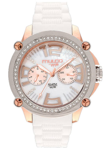 Mulco MW2-28050S-011 Women's Analog Display Swiss Quartz Watch