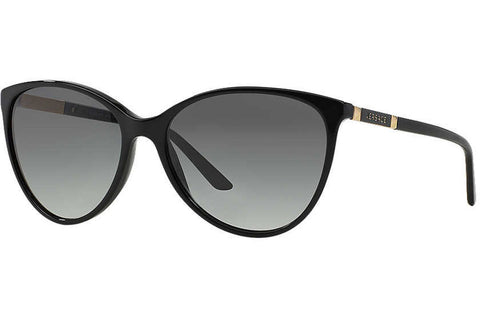 Versace VE4260 GB1/11 Sunglasses, Black Frame, Gray 58mm Lenses