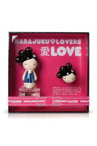 Harajuku Lovers Love 2 Pcs Set: 1Oz Sp