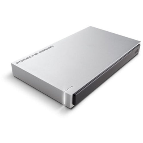 LaCie Porsche Design 1TB USB 3.0 MAC Portable External HDD