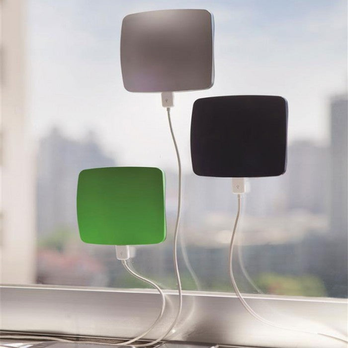 Solar Powered Usb Window Charger