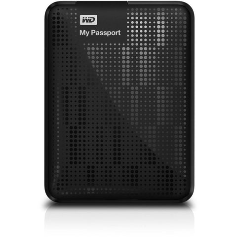 Western Digital 750GB My Passport USB 3.0