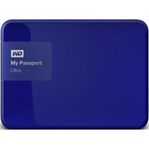 Western Digital My Passport Ultra 1TB USB 3.0, WDBCFF0010BBL