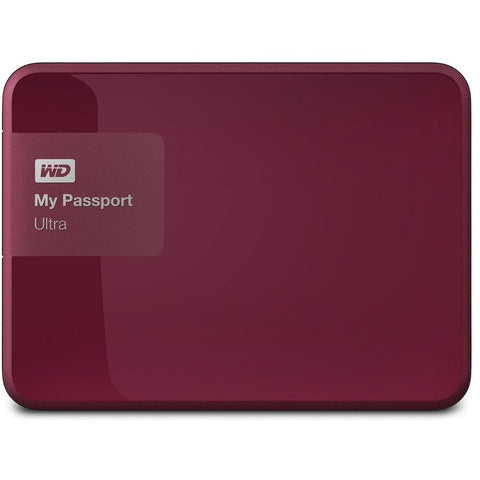Western Digital My Passport Ultra 1TB USB 3.0, WDBGPU0010BBY