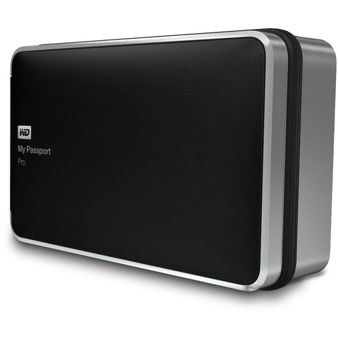 Western Digital My Passport 4TB Thunderbolt