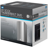 Western Digital My Book Thunderbolt 8TB