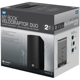 Western Digital My Book VelociRaptor Duo 2TB