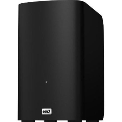 Western Digital MyBook Live Duo 4TB Personal Cloud