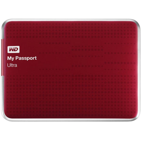 Western Digital My Passport Ultra 1TB USB 3.0, WDBZFP0010BRD