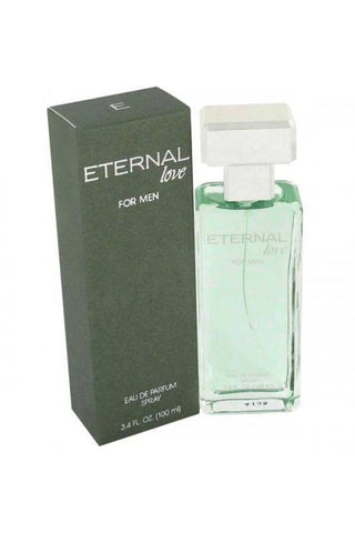 Eternal Love 3.4 Edp Sp For Men