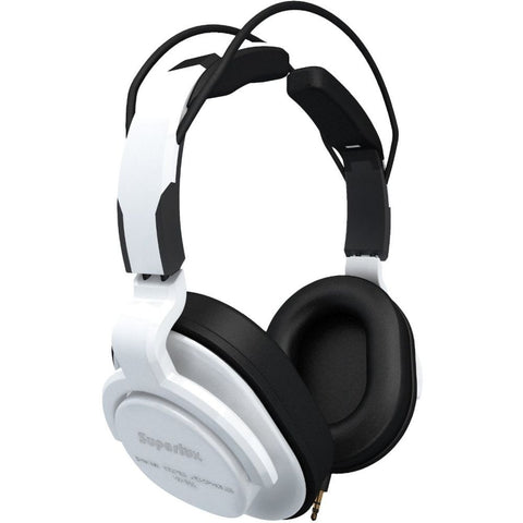 Superlux HD661 Professional Monitoring Headphones, White