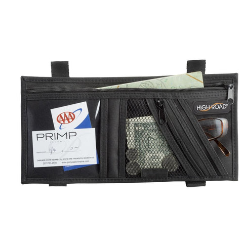 High Road AUTODOCUMENTBLK Auto Document Case and Organizer, Black