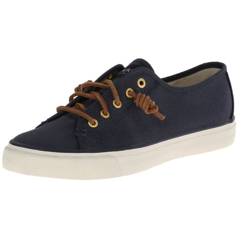 Sperry Top-Sider STS90550 Women's Seacoast Fashion Sneaker, Navy