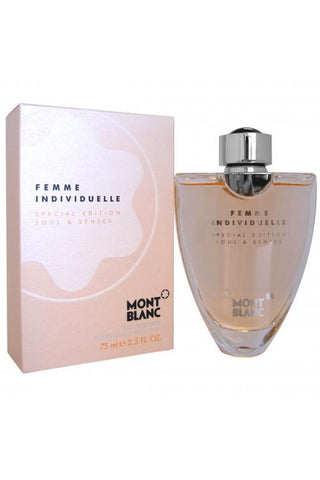 Mont Blanc Individuelle Soul & Senses 2.5 Edt Sp For Women