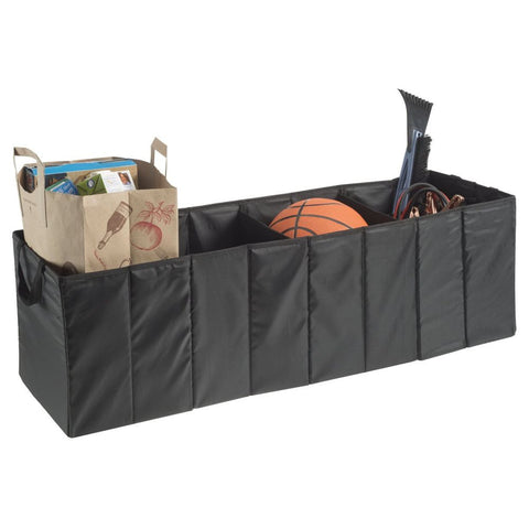 High Road HR-5533-BLK Accordion Trunk and Cargo Organizer