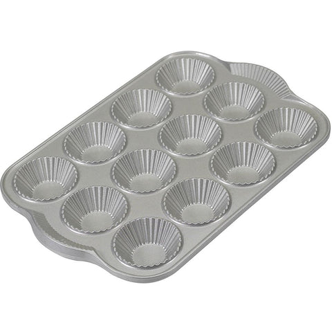 Nordic Ware French Tartlette Pan, Item No. 41437