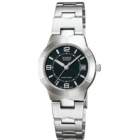 Casio LTP-1241D-1ADF Ladies Quartz Watch
