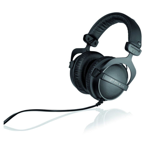 Beyerdynamic DT-770-M-80 Closed Headphone with Extreme Isolation Against Ambient Noise, Black