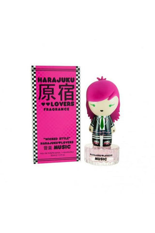 Harajuku Wicked Style Music 1 Oz Edt Sp