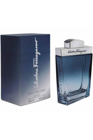 Salvatore Ferragamo Subtil 3.4 Edt Sp For Men