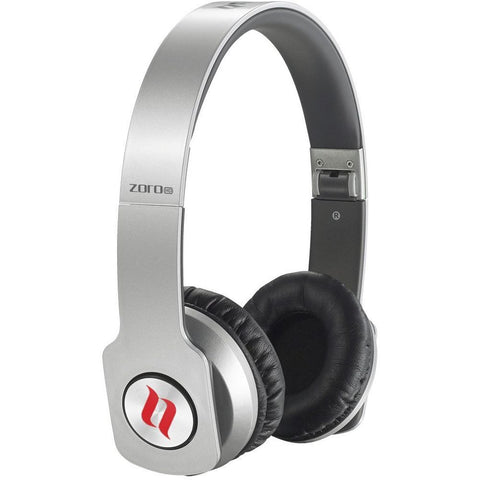 Noontec Zoro HD Hi-Fi On-Ear Headphone, Silver