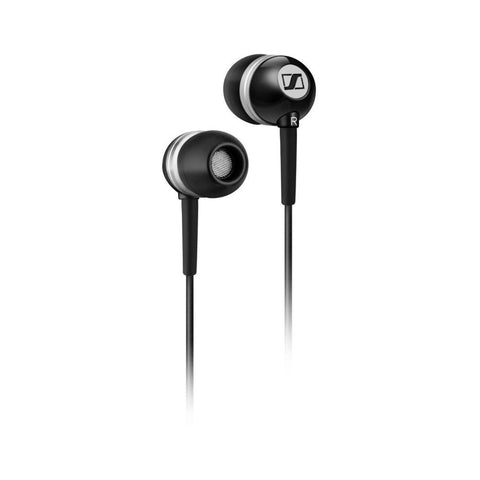 Sennheiser CX 300-II Precision In-Ear Earphones, Black