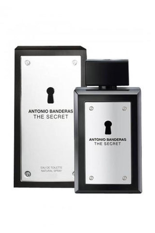 Antonio Banderas The Secret 6.8 Edt Sp For Men