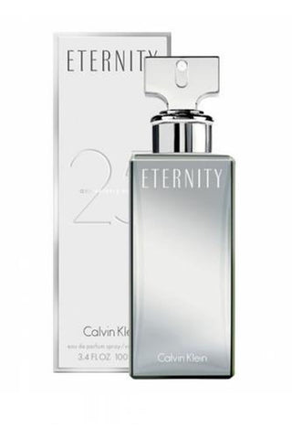 Eternity 25 Anniversary Edition 3.4 Edp Sp For Women