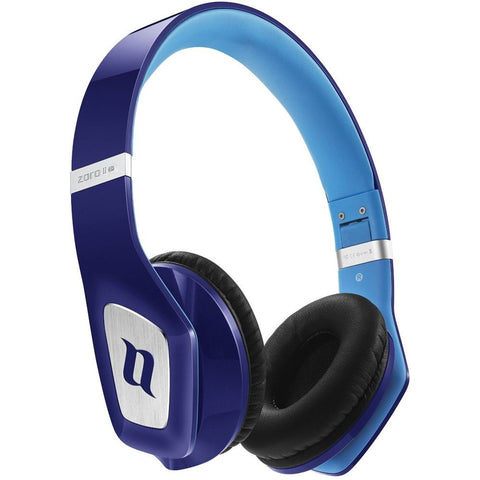 Noontec Zoro II HD Hi-Fi On-Ear Headphone, Blue