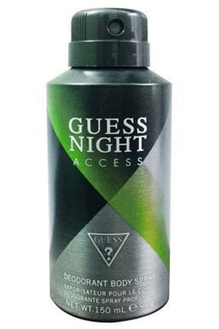 Guess Night Access 5 Oz Deodorant Body Sp