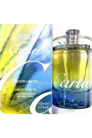 Eau De Cartier Limited Edition 3.3 Edt Sp