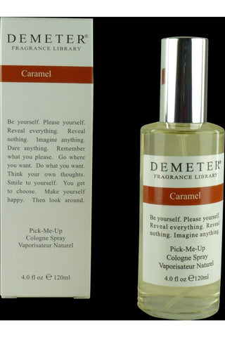 Demeter Caramel 4 Oz Cologne Sp