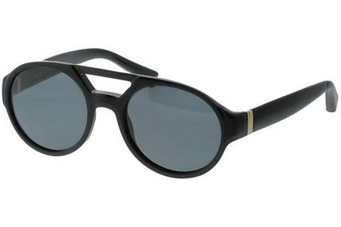 Yves Saint Laurent YSL 2316/S 807/R6 Sunglasses, Black Frame, Grey Gradient 51mm Lenses