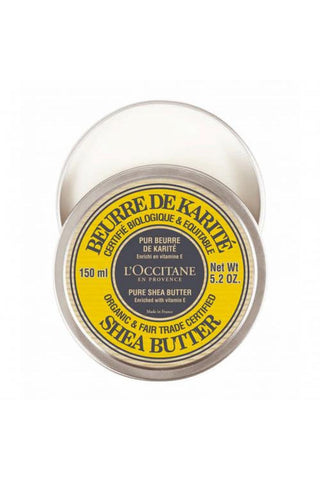 L'Occitane Pure Shea Butter Enriched With Vitamin E 5.2 Oz