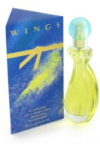 Wings 3 Oz Edt Sp For Women