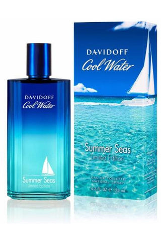 Coolwater Summer Seas 4.2 Edt Sp For Men
