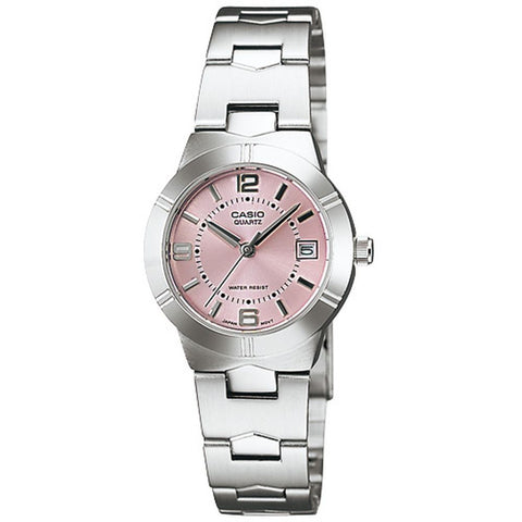 Casio LTP-1241D-4ADF Ladies Quartz Watch